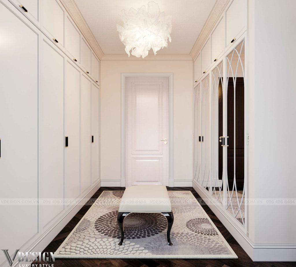 Thiết kế nội thất biệt thựVinhomes Riverside