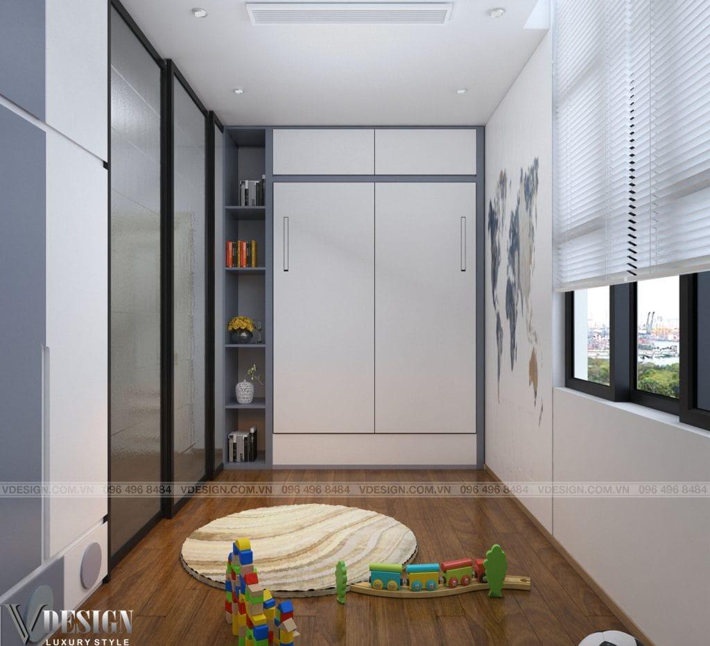 thiết kế biệt thự Tràng An ComPlex