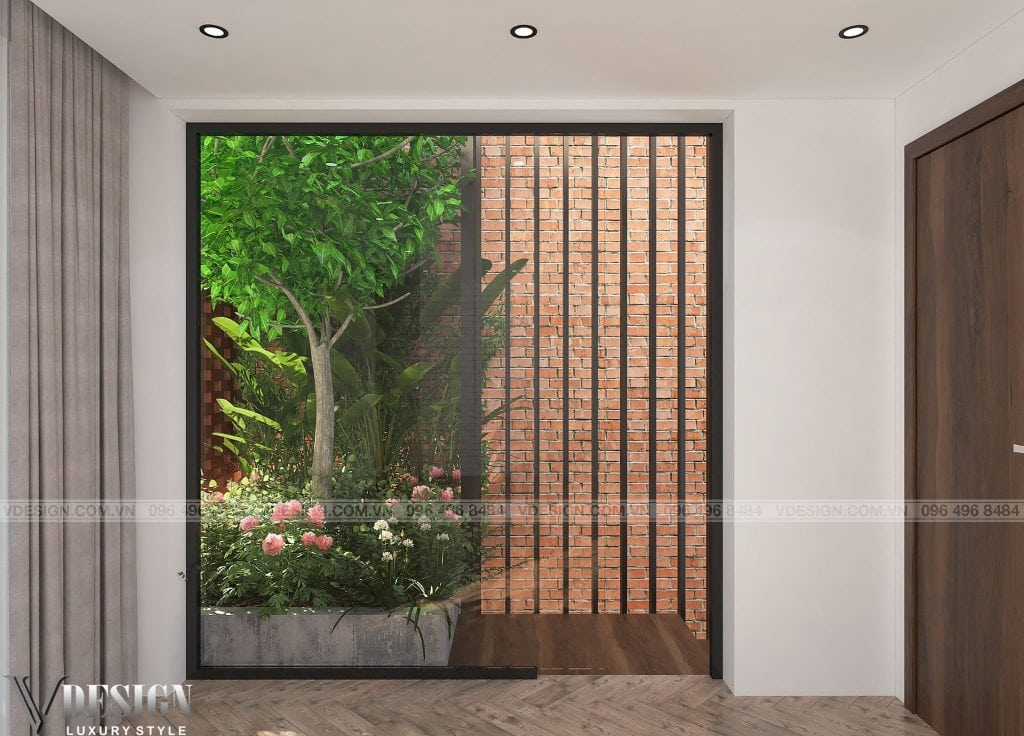 Thiết kế nhà lô phố Ngọc Thụy